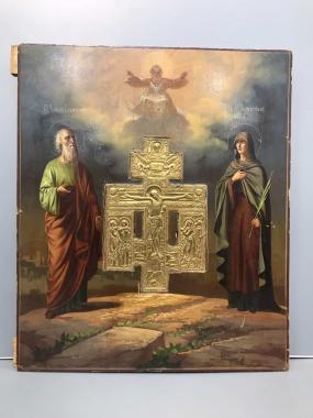 Избранные Святые Семён и Анастасия