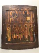 Икона Избранные святые