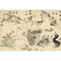 Британский музей покупает коллекцию Хокусая