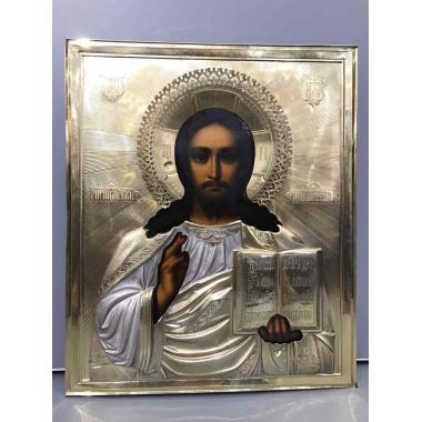 Господь Вседержитель, серебро