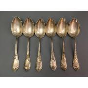 Серебряные ложки