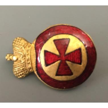 Царский знак ордена святой Анны на оружие.