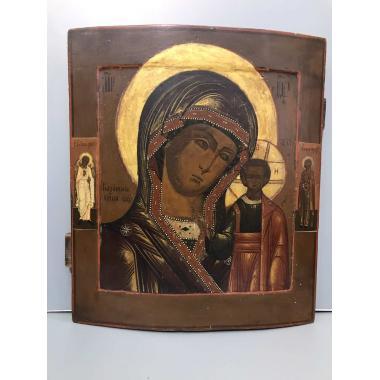 Икона Казанская Пресвятая богородица