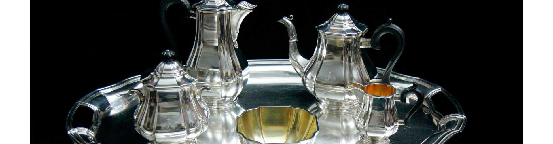 Скупка антикварного серебра